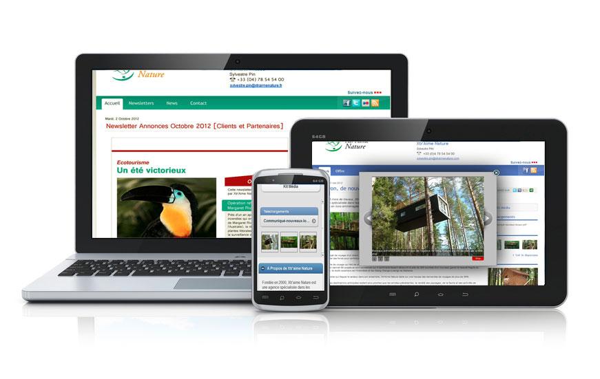 Offre PR•ROOMS sur ordinateur, tablette et smartphone